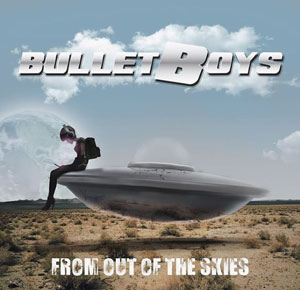 BYLLETBOYS - From Out Of The Skies