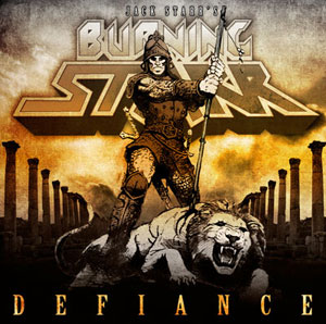 BURNING STARR - Defiance