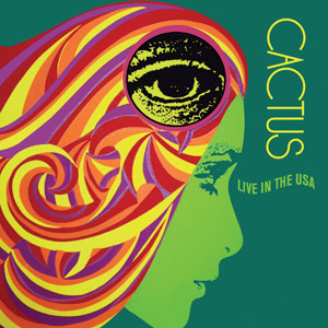 CACTUS - Live In The U.S.A.