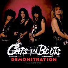 CATS IN BOOTS -'Demonstration: East meets West