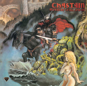 CHASTAIN - Mystery Of Illusion