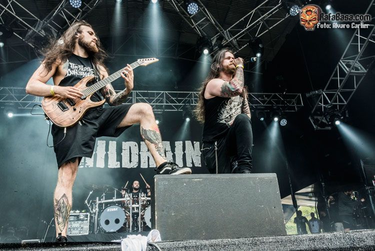 CHILDRAIN - RESURRECTION FEST 2019