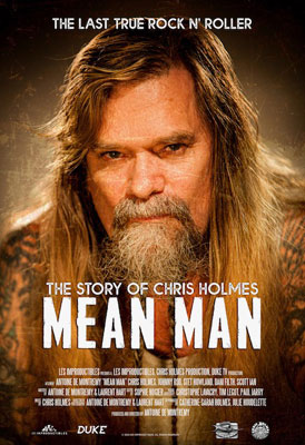 Chris Holmes - Mean Man: The Story Of Chris Holmes