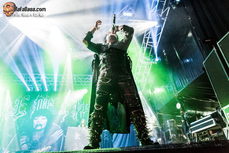 CRADLE OF FILTH - RESURRECTION FEST 2019