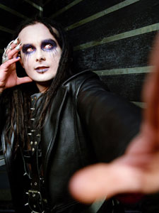 Dani Filth de Cradle of Filth