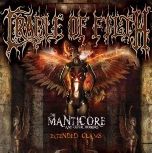CRADLE OF FILTH - The Manticore & Other Horrors - Extended Claws