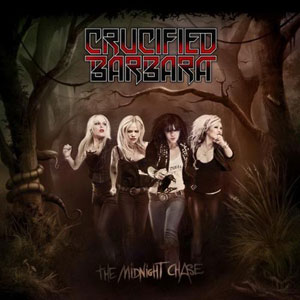CRUCIFIED BARBARA - The Midnight Chase