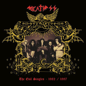 DEATH SS - The Evil Singles 1982-1997