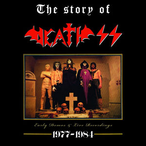 DEATH SS - The Story Of Death SS 1977-1984