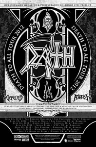 Death To All Tour 2012