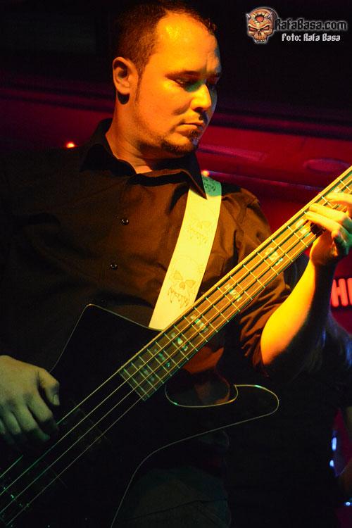 DEATH AND LEGACY - Viernes 9 de Octubrede 2015 - Sala We Rock - Madrid