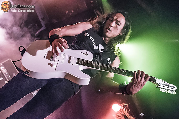 DEATH ANGEL Rob Cavestany