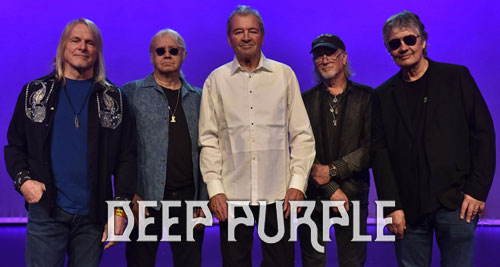 DEEP PURPLE lanzará un disco de versiones.
