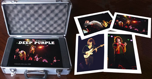 DEEP PURPLE titulado - For One Night Only