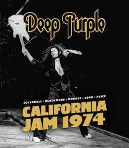 DEEP PURPLE - California Jam 1974