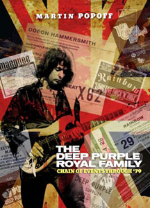 The Deep Purple Royal Family Chain Of Events Through '79