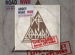 DEF LEPPARD - Live At Abbey Road Studios