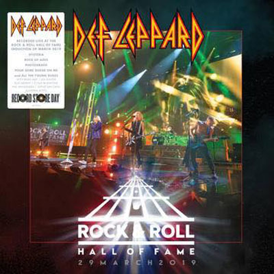 DEF LEPPARD - Rock N' Roll Hall of Fame