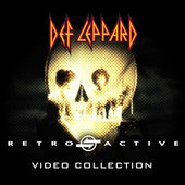 DEF LEPPARD - Retro Active Video Collection