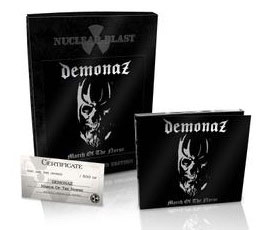 Demonaz - March Of The Norse