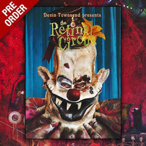 DEVIN TOWNSEND PROJECT  - Retinal Circus