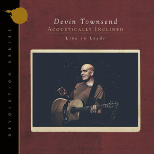 Devin Townsend - Live In Leeds