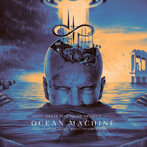 "DEVIN TOWNSEND PROJECT ""Ocean Machine – Live at the Ancient Roman Theatre Plovdiv"