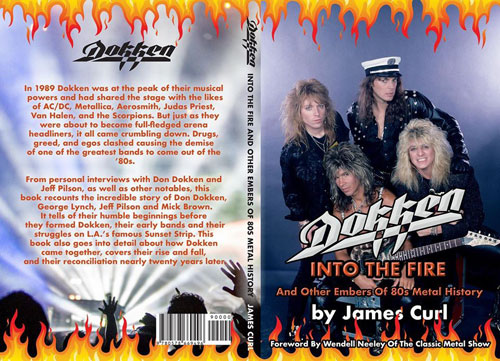 Into The Fire And Other Embers Of 80s Metal History