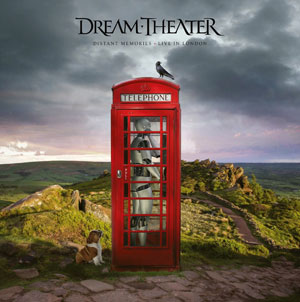 DREAM THEATER - Distant Memories – Live In London