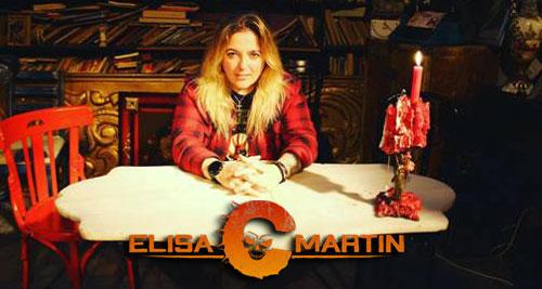 """Elisa C. Martin estrena su tema en solitario """"No More"""""""