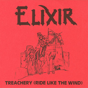 ELIXIR - Treachery (Ride Like The Wind)