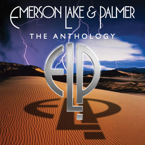 EMERSON, LAKE & PALMER   - The Anthology