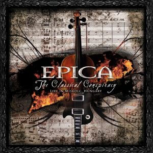 EPICA - The Classical Conspiracy