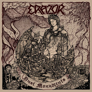 ERAZOR - Dust Monuments