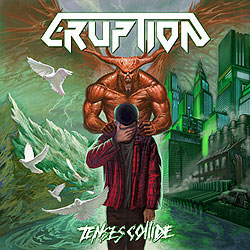 ERUPTION - Tenses Collide