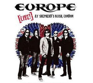 EUROPE - Shepherd's Bush Empire