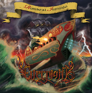 EVERNIGHT - Rumbo al infinito