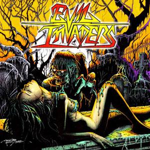 EVIL INVADERS - Evil Invaders