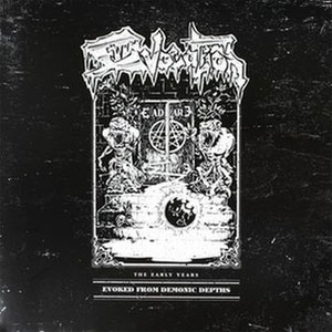 EVOCATION - Evoked From Demonic Depths - The Early Years