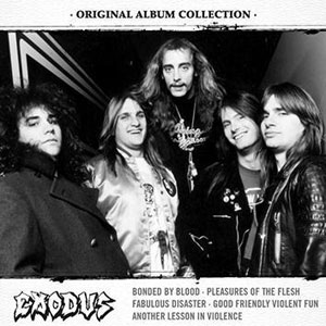 EXODUS  - Original Album Collection