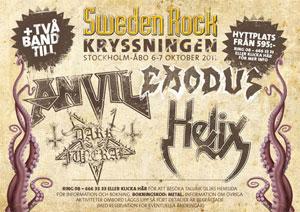Sweden Rock Cruise