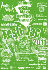 Festijack 2011