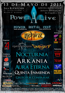 Power A Live