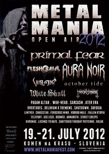 Metal Mania Open Air