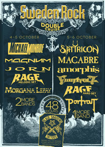 Sweden Rock Cruise