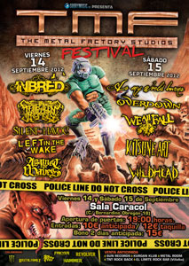 The Metal Factory Festival