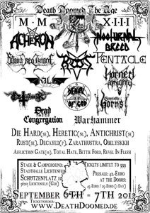 Death Doomed The Age