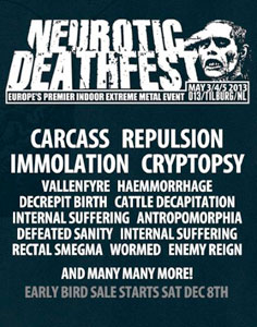 Neurotic Death Fest