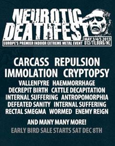 Neurotic Death Fest