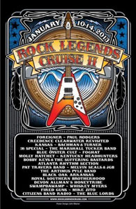 Rock Legends II Cruise